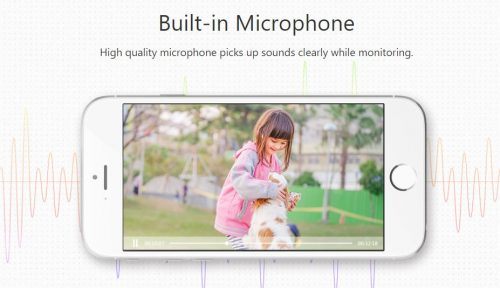 Built in Microphone