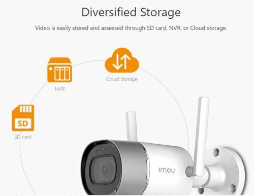 Diversified Storage