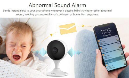 abnormal sound