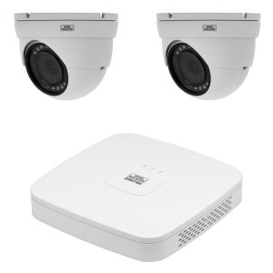 Dome 2 camera 1TB CVI kit