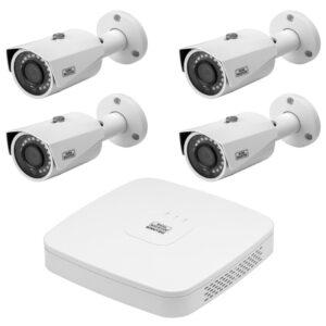 Burg 4 camera CVI kit - bullet