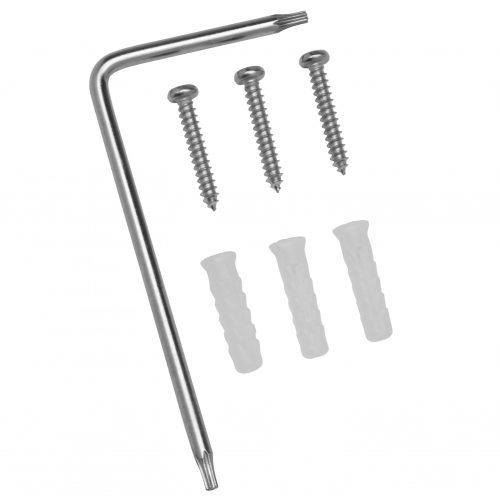 Torque Key and mounting screws(x3)