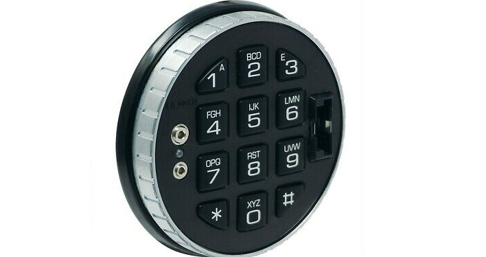 safe digital lock