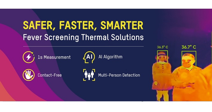 thermal screening camera