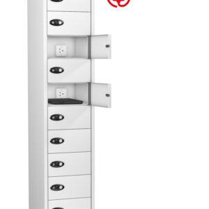 probe charging locker